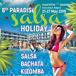 Paradise Salsa Holiday
